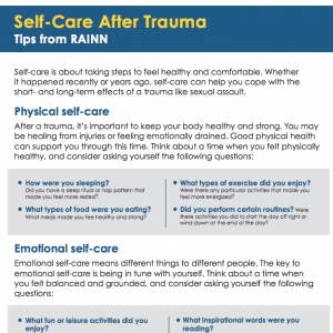 Click here to visit Self-Care
