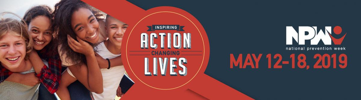 Inspiring Action Changes Lives