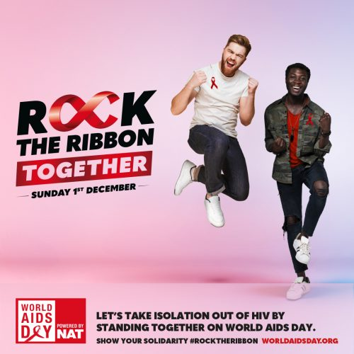 World AIDS Day Flyer - December 1, 2019
