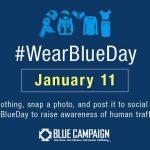wear blue day
