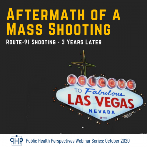 October PHP 2020: An Aftermath of a Mass Shooting @ Virtual Event