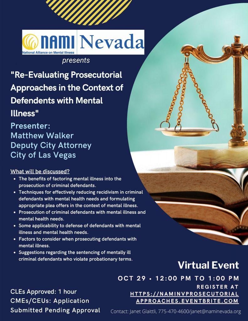 Download the NAMI NV Webinar - October 29 Flyer