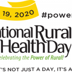 National Rural Health Day logo