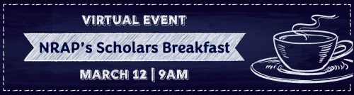 Nevada's Recovery and Prevention Community Virtual Scholar's Breakfast @ Virtual Event