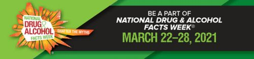 National Drug and Alcohol Facts Week® (NDAFW) @ Virtual Event