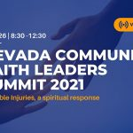 Nevada Community Faith Leaders Summit | May 26 | 8:30 - 12:30 | Virtual Event | Invisible Injuries, a Spiritual Response