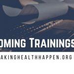 Making Health Happen Logo