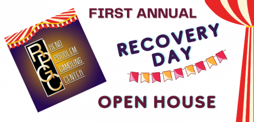 Reno Problem Gambling Center's First Annual Recovery Day Open House @ Reno Problem Gambling Center