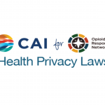 CAI and the Network for Public Health Law, in partnership with the Opioid Response Network (ORN) Logo | Health Privacy Laws