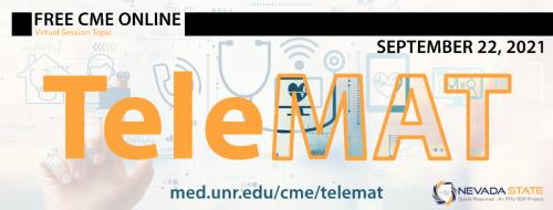 TeleMAT - An STR/SOR Project @ Virtual Event