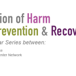 NEW Webinar Series: The Intersection of Harm Reduction, Prevention, and Recovery | A collaborative Webinar Series between The Peer Recovery Center of Excellence and the PTTC Network
